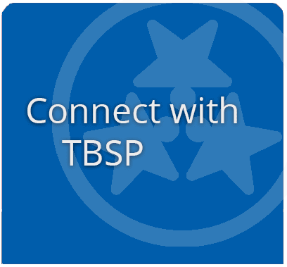 Link to TBSP Twitter page
